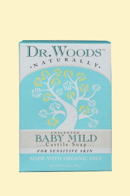 Bar Soap Baby Mild