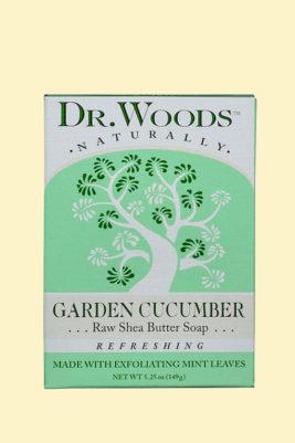 Bar Soap Garden Cucumber
