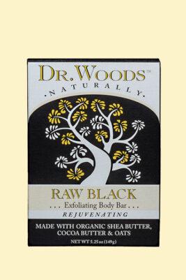 Raw Black Body Bar