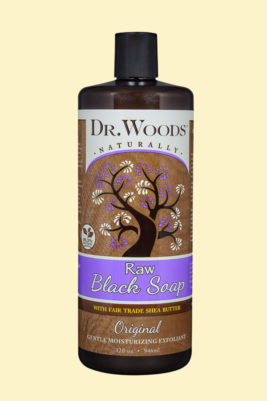 Raw Black Original with Shea