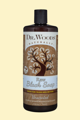 Raw Black Unscented