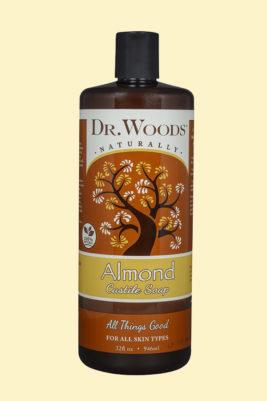 Castile Liquid Almond