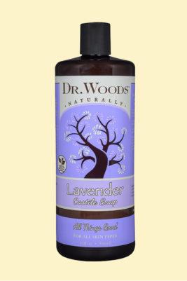 Castile Liquid Lavender