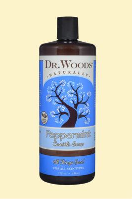 Castile Liquid Peppermint